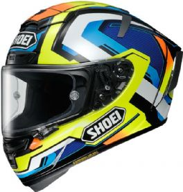 Shoei X-Spirit 3 Brink TC-10 Yellow